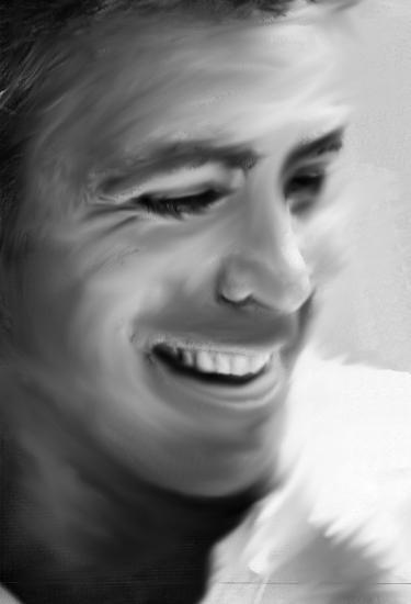 George Clooney por Jakarta